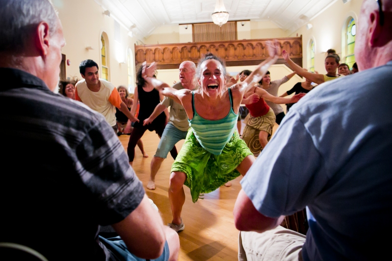 Workshop: African Dance + Drum