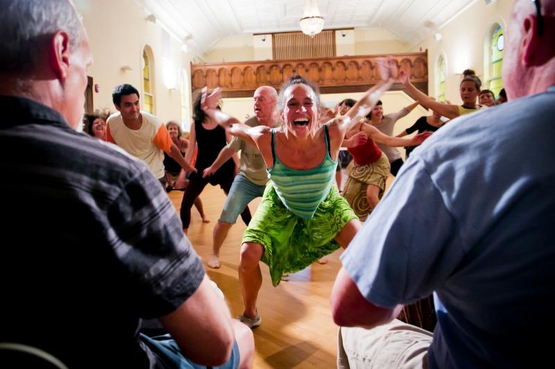 Workshop: African Dance + Drum