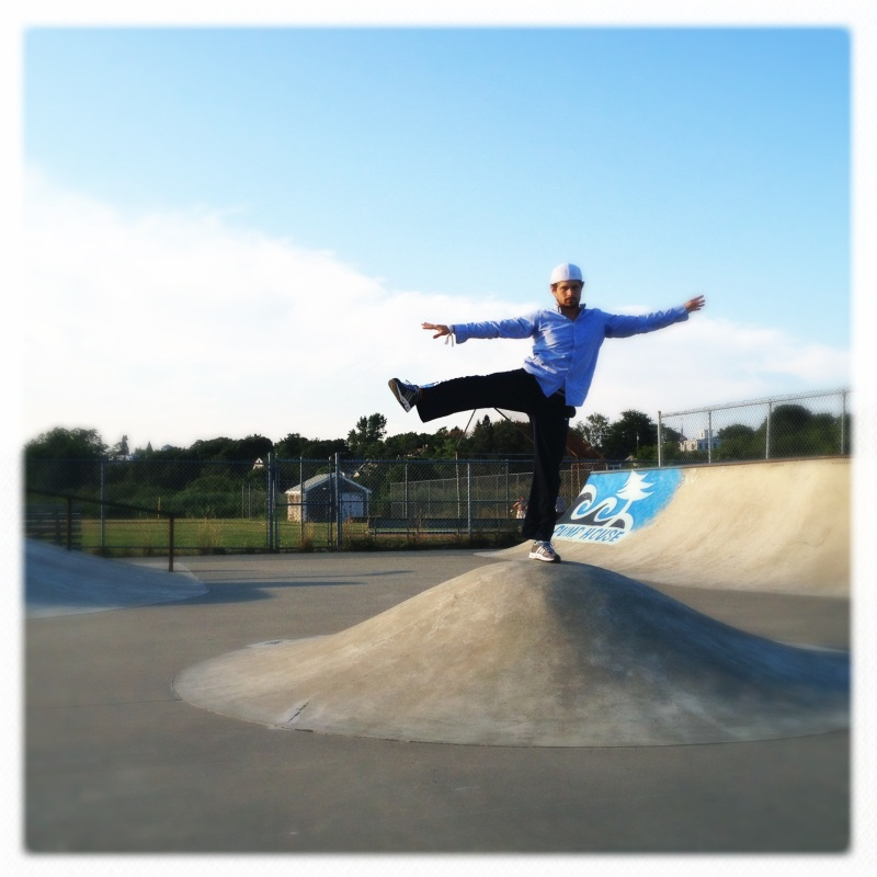 "Brandin Steffensen in ""9 Nodes"" at Wellfleet Skate Park"